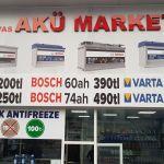 Sivas Akü Market ve Akü Satışı