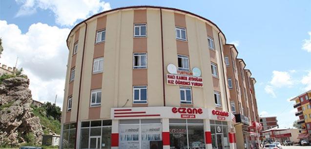 Sivas Hafik Hacı Kamer Aydoğan  Kız Öğrenci Yurdu