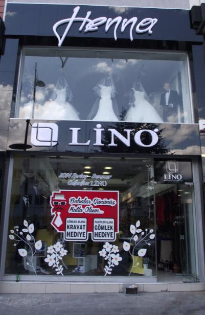 Lino Erkek Giyim Mağazası
