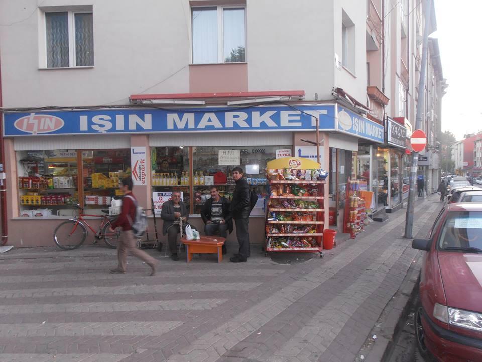 Işın Market