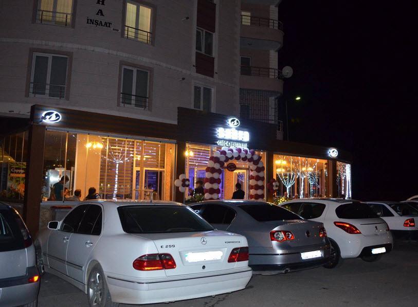 Sahra Cafe Restorant