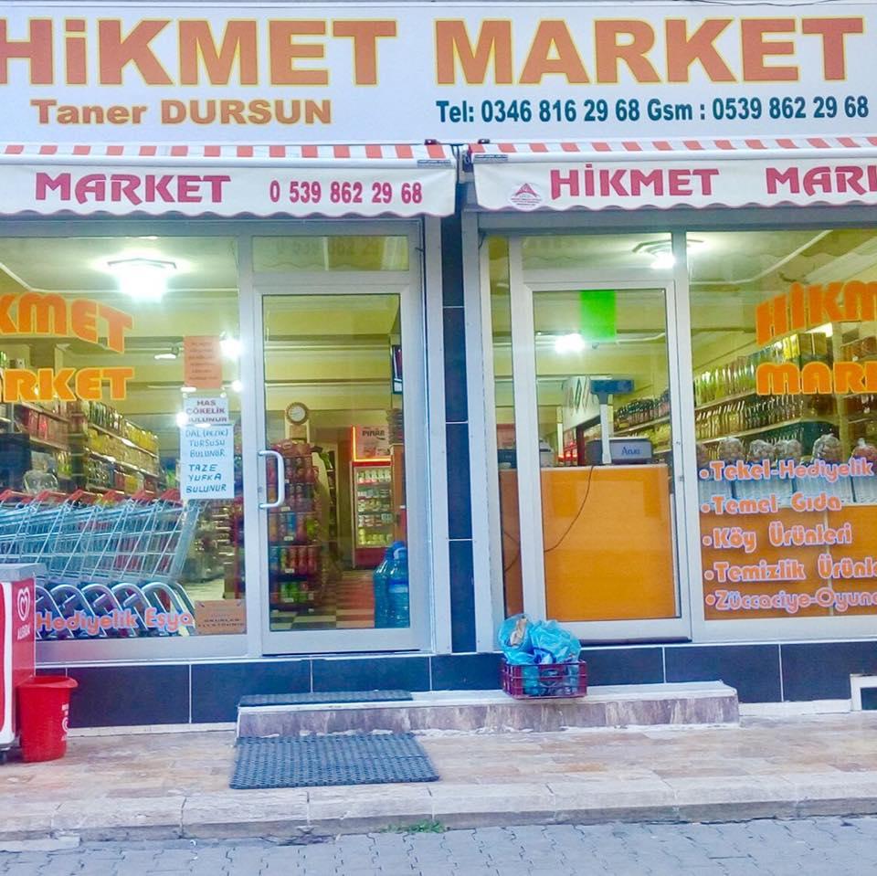 Hikmet Market