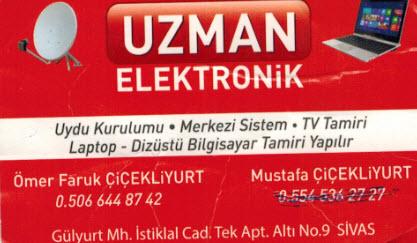 Uzman Elektronik