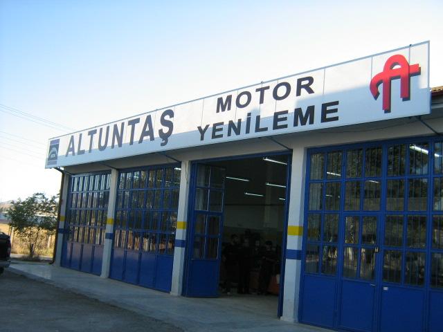 Altuntaş Motor Yenileme ve Rektifiye
