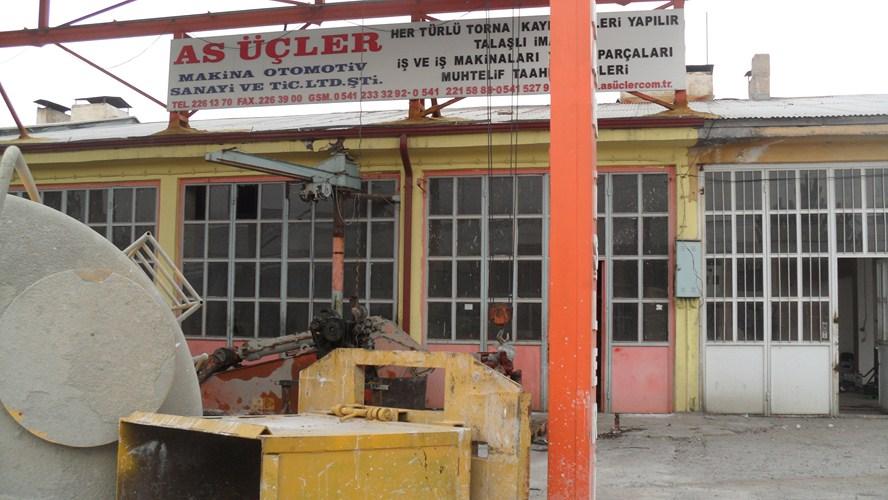 Üçler Makina Otomotiv Sanayi
