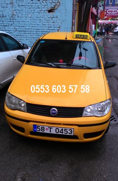 Sivas Köşk Taksi Lüks Taksi