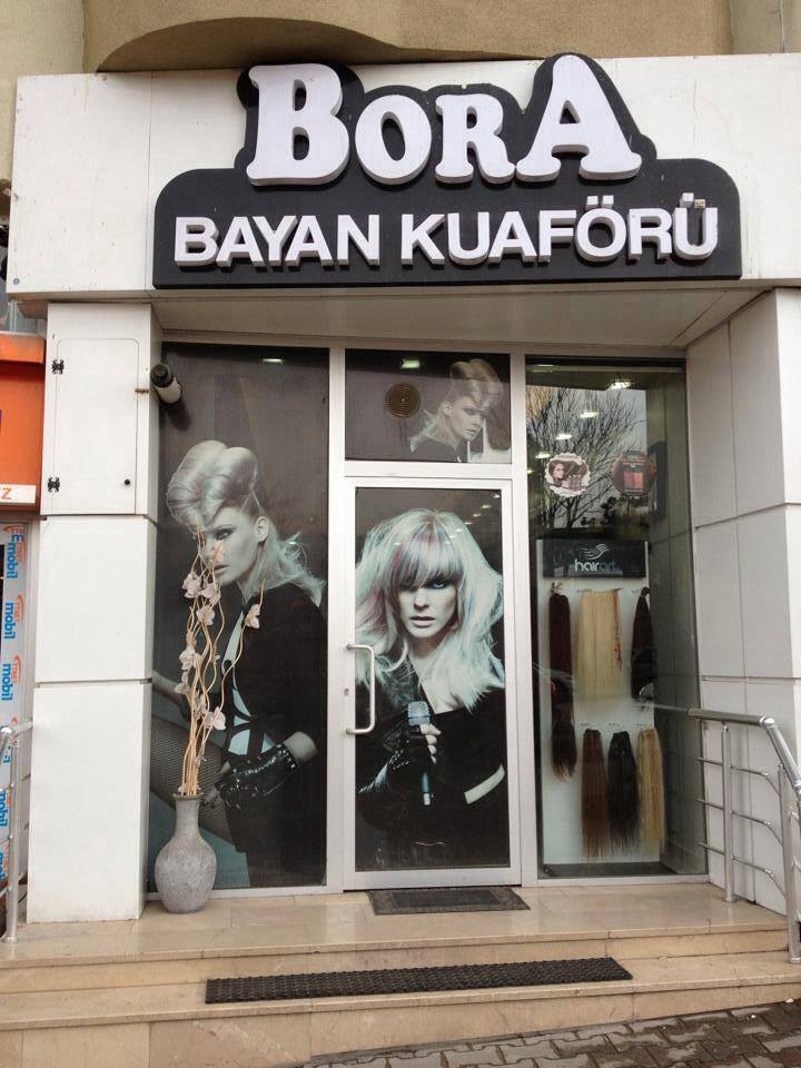 Bora Bayan Kuaförü