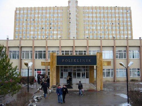 Cumhuriyet Üniversitesi Araştırma ve Uygulama Hastanesi
