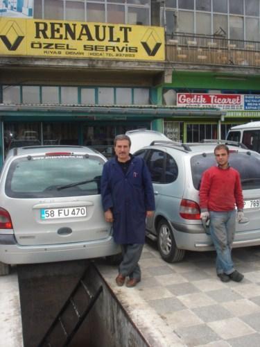 Renault Özel Servisi