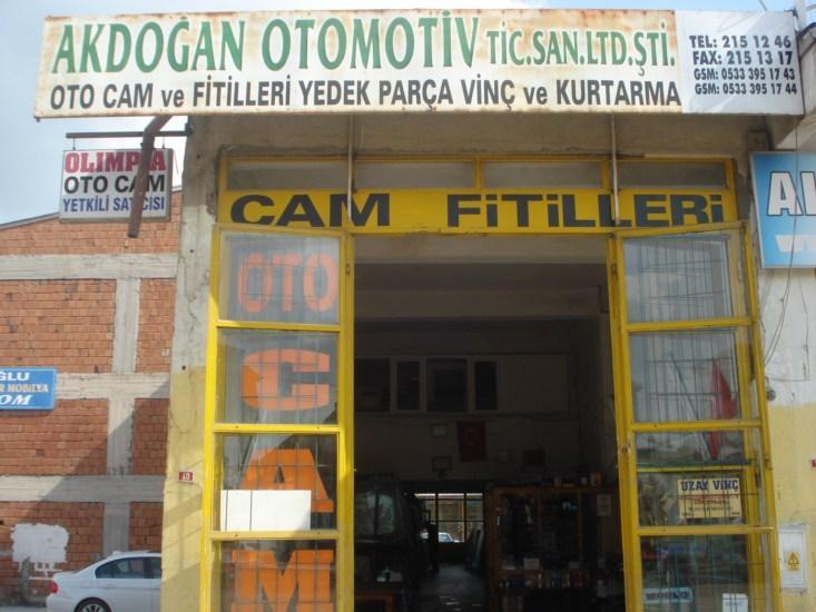 Akdoğan Oto Cam