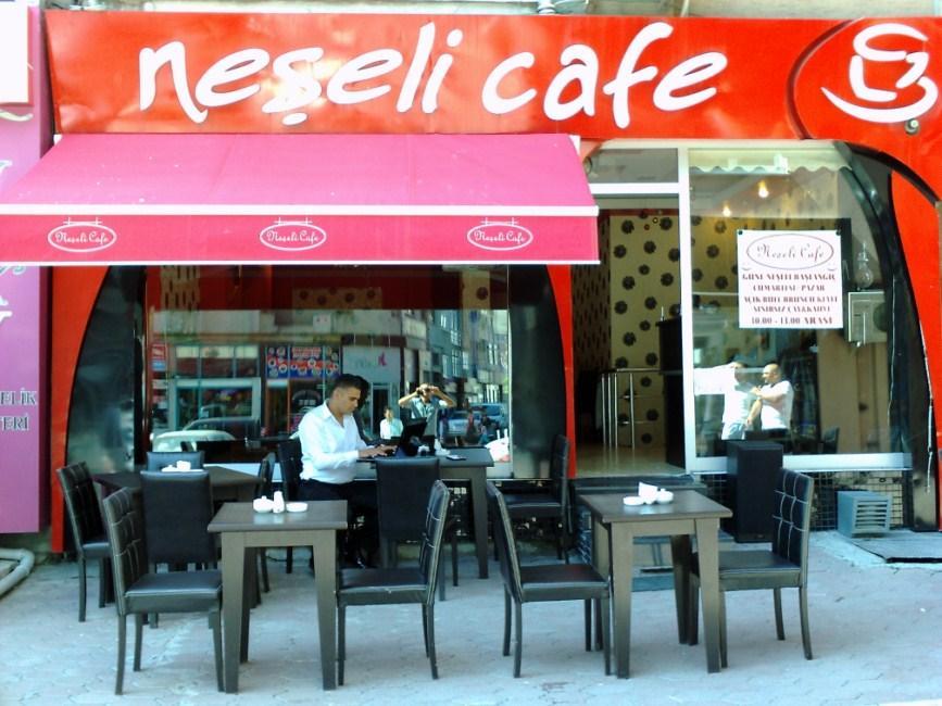 Neşeli Cafe