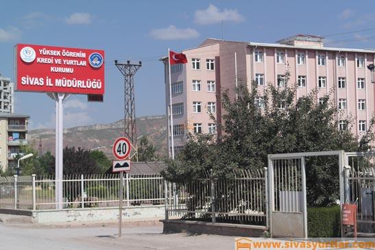Sivas Saltukbey Erkek Öğrenci Yurdu