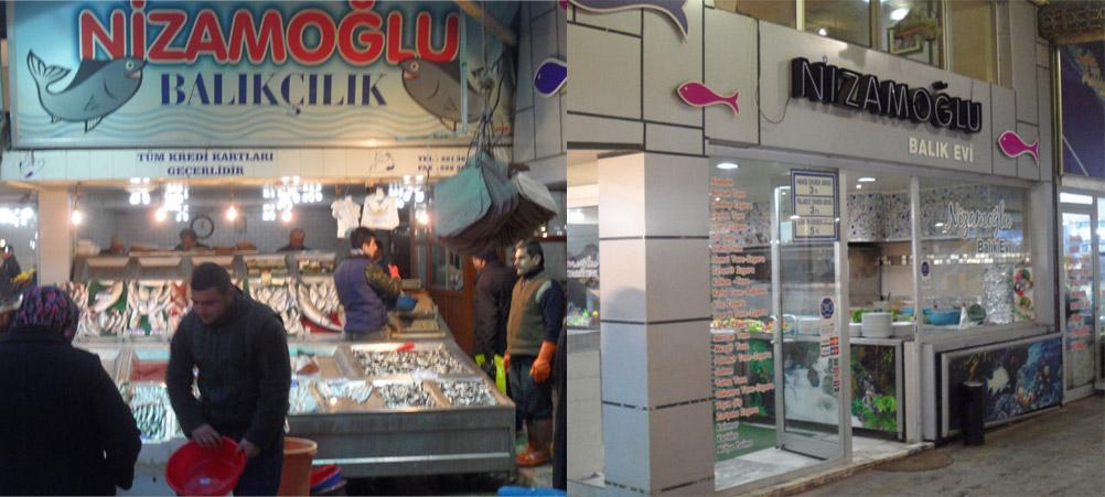 Nizamoğlu Balık Evi