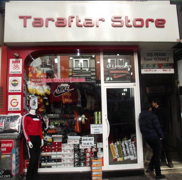 Sivas Taraftar Store