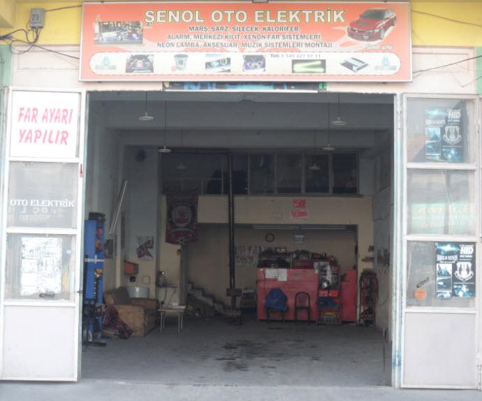 Şenol Oto Elektrik