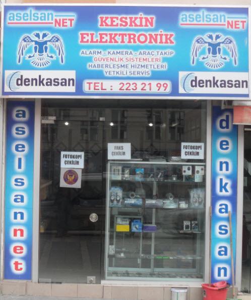 Keskin Elektronik ve Güvenlik