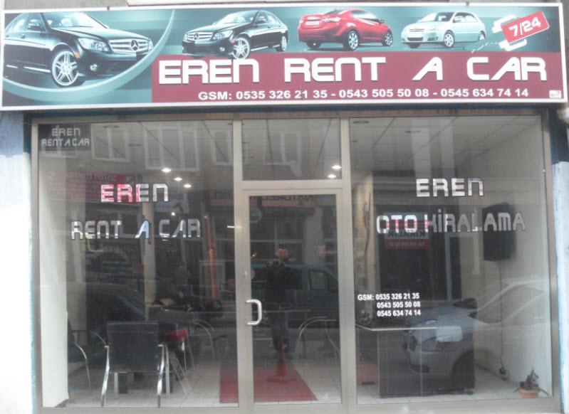 Sivas Eren Rent a Car ve Oto Kiralama
