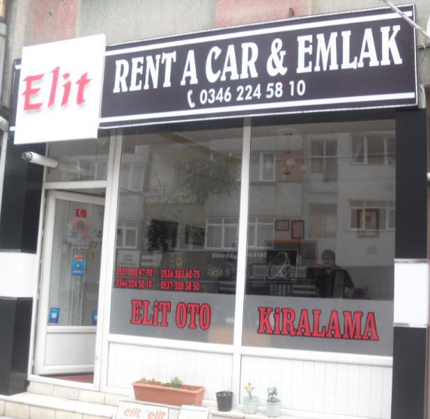 Sivas Elit Rent A Car ve Oto Kiralama