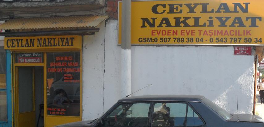 Ceylan Nakliyat