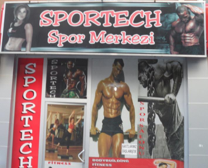 Sportech Spor Merkezi